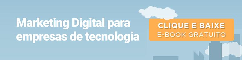 Marketing digital para empresas de tecnologia