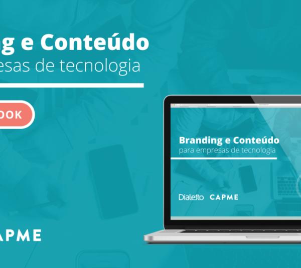 E-book: Branding e conteúdo para empresas de tecnologia